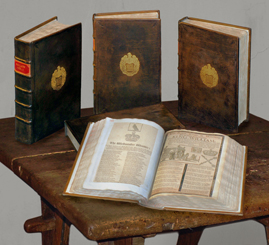 Pepys_Volumes