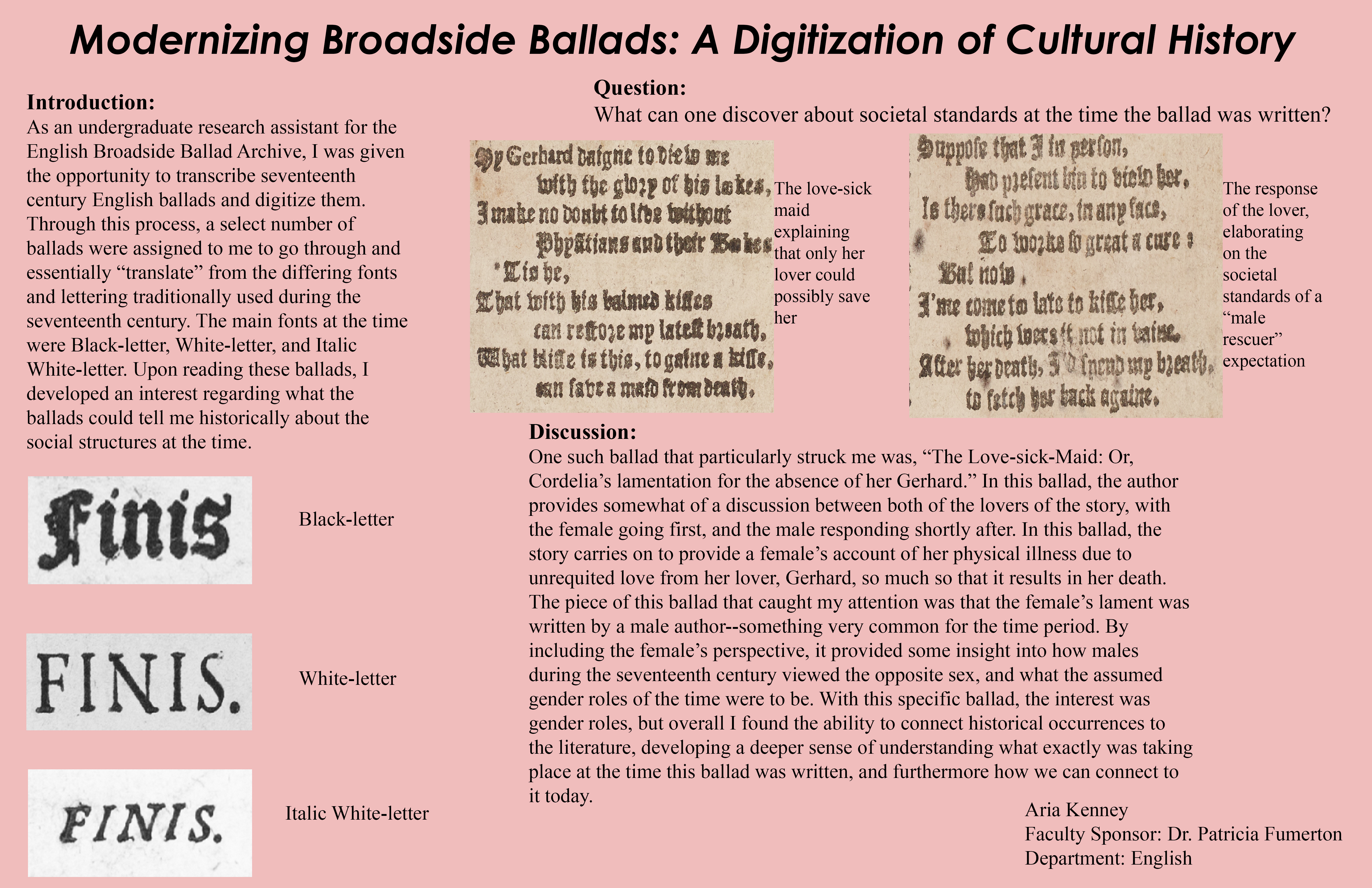The history and use of broadsides