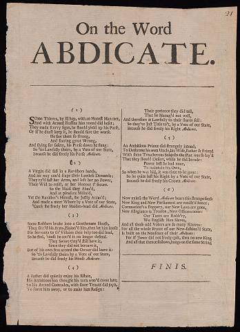 Preview of Beinecke Library - Broadsides By6 1688 Image Beinecke_BrSides_By6_1688on_2448x2448.jpg