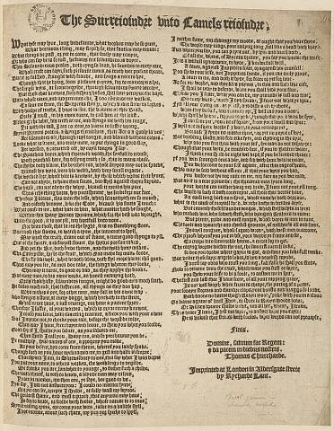 Preview of Society of Antiquaries of London - Broadsides  Image SAL_1_25_2448x2448.jpg