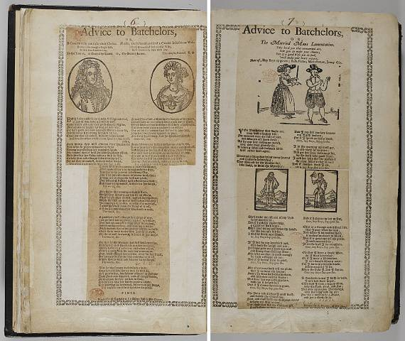 Preview of British Library - Roxburghe .f.8.6 Image rox_album_2_6-7_2448x2448.jpg