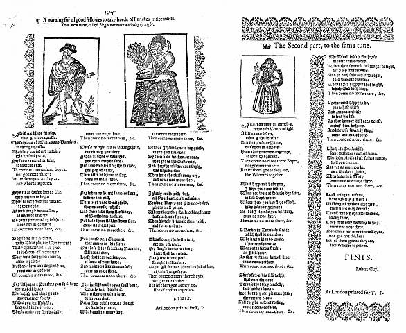 Preview of Magdalene College - Pepys 1.288-289 Image Pepys_1_0288-0289_iBase.jpg