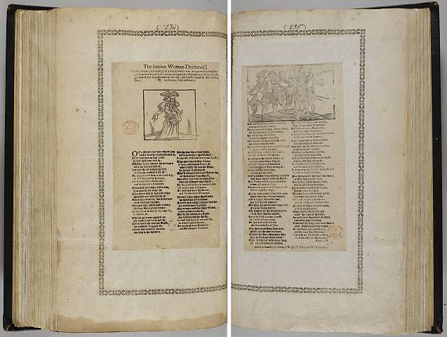 Preview of British Library - Roxburghe .f.9.234-235 Image rox_album_3_234-235_2448x2448.jpg