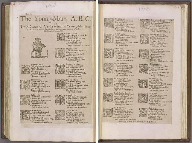 Preview of Magdalene College - Pepys 1.508-509 Image PepysC_album_1_508-509_2448x2448.jpg