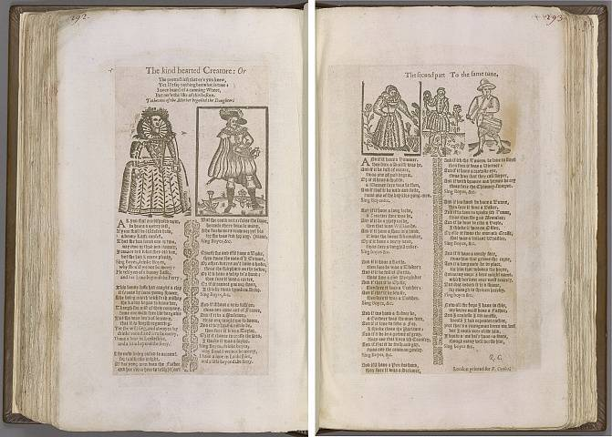 Preview of Magdalene College - Pepys 1.292-293 Image PepysC_album_1_292-293_2448x2448.jpg