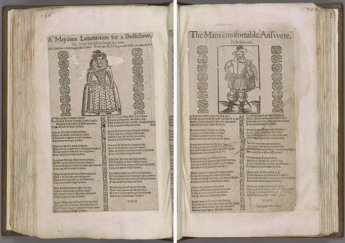 Preview of Magdalene College - Pepys 1.246-247 Image PepysC_album_1_246-247_2448x2448.jpg
