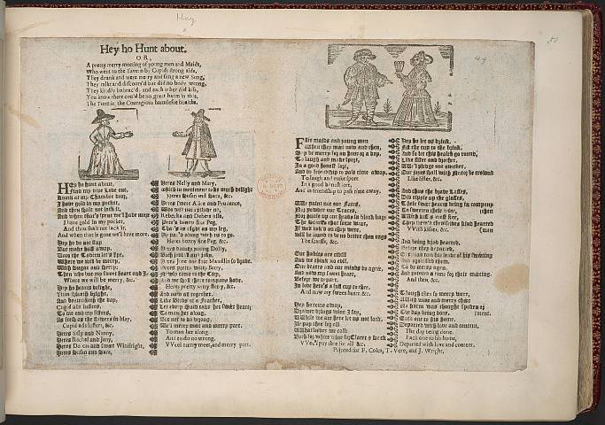 Preview of British Library - Collection of 225 Ballads 50.) Image BL_album_C22f6_050_2448x2448.jpg
