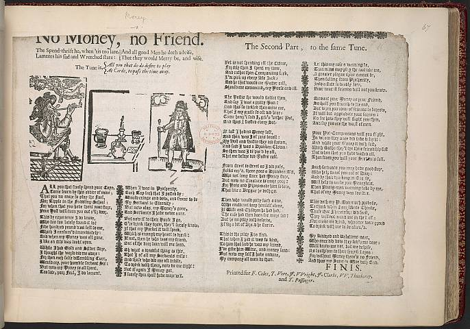 Preview of British Library - Collection of 225 Ballads 67.) Image BL_album_C22f6_067_2448x2448.jpg