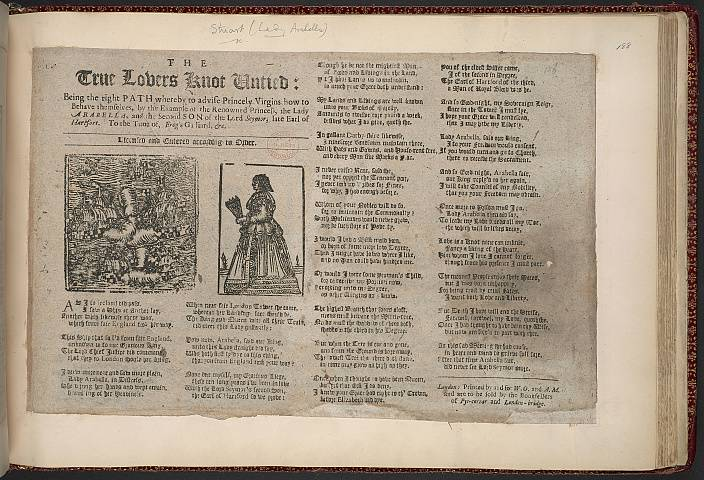 Preview of British Library - Collection of 225 Ballads 188.) Image BL_album_C22f6_188_2448x2448.jpg