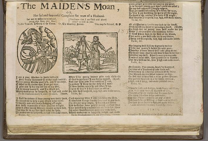 Preview of Magdalene College - Pepys 3.267 Image PepysC_album_3_267_2448x2448.jpg