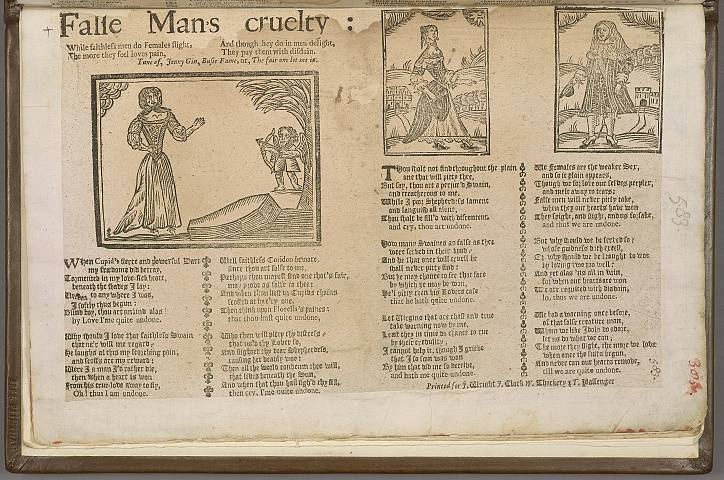 Preview of Magdalene College - Pepys 3.385 Image PepysC_album_3_385_2448x2448.jpg