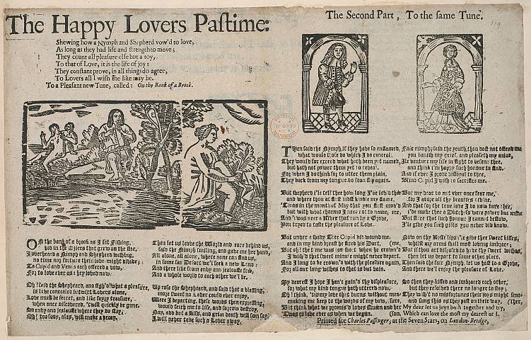 Preview of British Library - Collection of 225 Ballads 121.) Image BL_C22f6_121_2448x2448.jpg